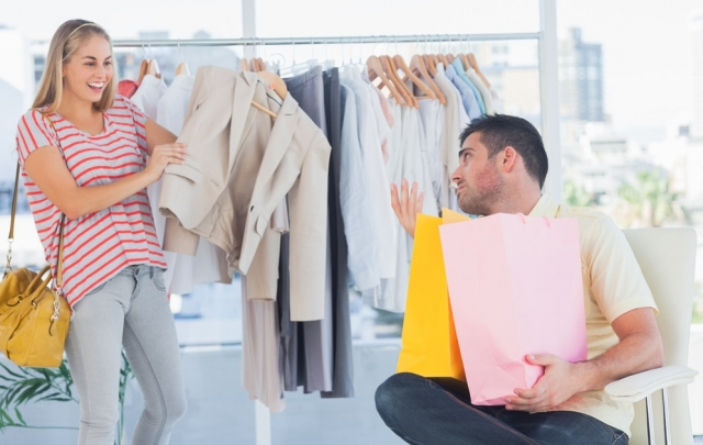 men shopping vs women shopping A new study debunks some long-held myths yes, men and women shopping styles differ, but not necessarily how you might think.
